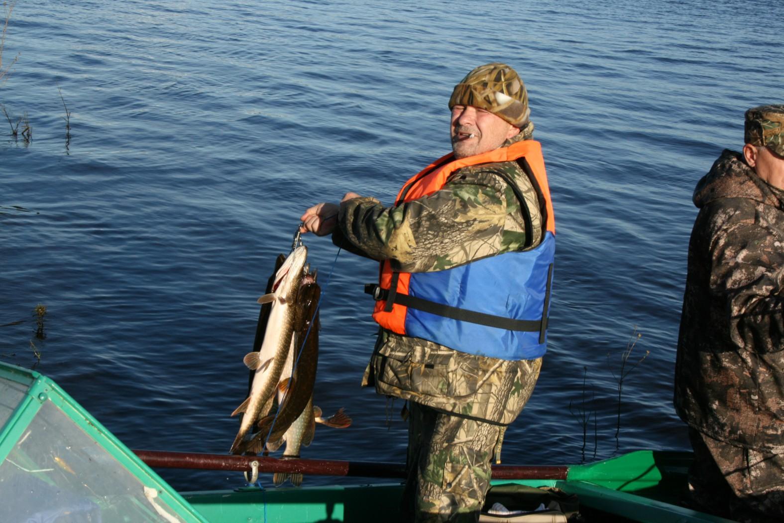 рыбалка на оби и ее притоках